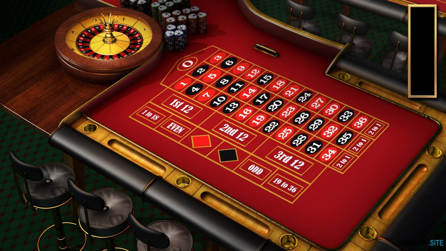 The best roulette variants to play online