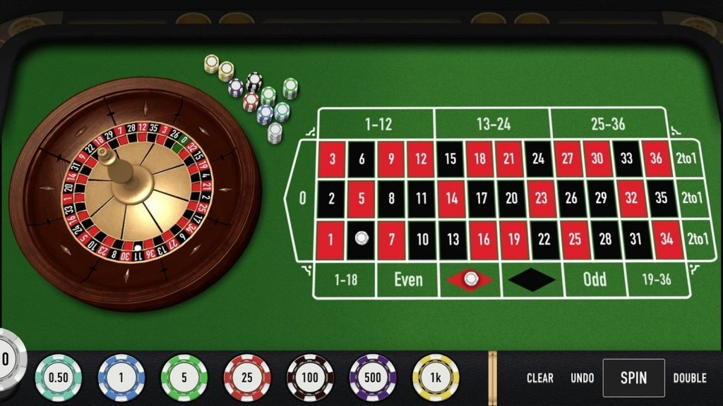 bets in roulette