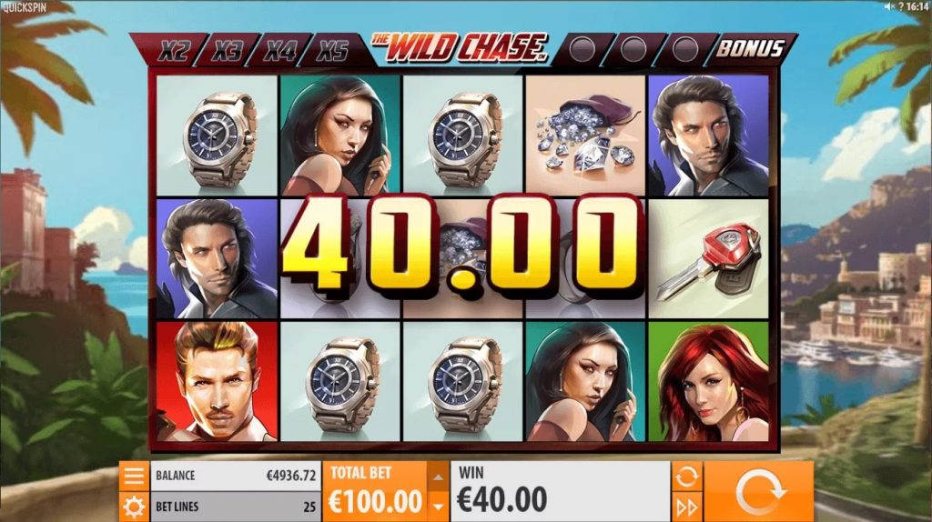 Wild Chase review